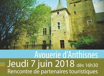 7-06: Rencontre de partenaires à Anthisnes